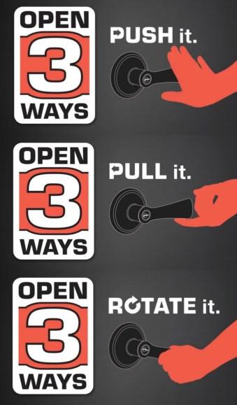 Push Pull Rotate Door Lock (10)