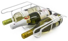Sorbus Fridge Wine Rack