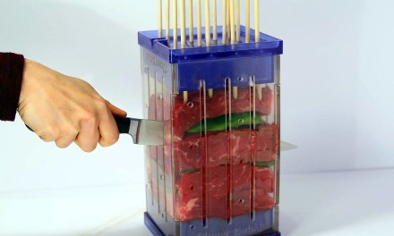 Clever Kebab is the Clever Way to Make Kebabs