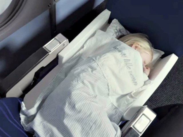 BedBox: From Ride-on Suitcase to Inflight Bed