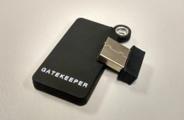 GateKeeper Wireless Lock Protects your Computer from Prying Eyes