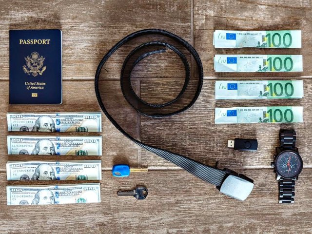 Travel Security Belt: Your Insurance Against a Disastrous Holiday