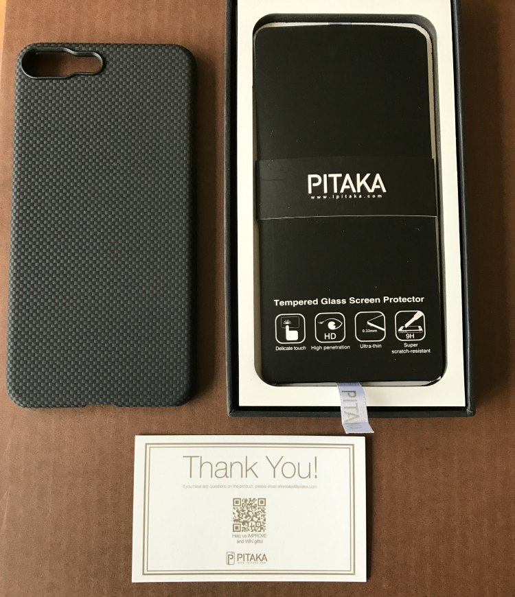 innovative design 792ca 37d23 Pitaka Aramid Phone Case: Don't Compromise Beauty for Protection ...