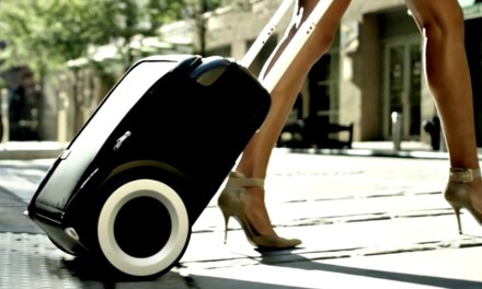 G-RO Revolutionizes the Carry-On Luggage