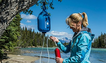 Katadyn Gravity Camp 6L Provides Clean Drinking Water Minus the Pumping
