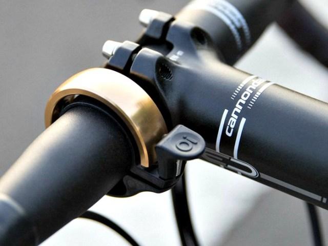 Knog Oi: Sounds Like a Bike Bell but Looks Nothing Like One