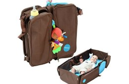 Mo+m 3 in 1 Convertible Diaper Bag: Most Practical Diaper Bag Ever