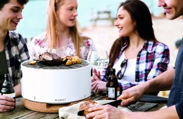 Have an Instant Grillfest with the BergHOFF Table BBQ