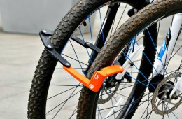 Inbike Folding Bike Lock: Maximum Versatility, Minimum Fuss