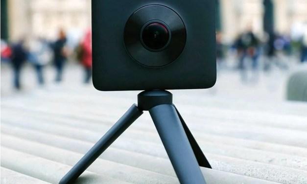 Xiaomi Mi Sphere Panoramic Camera Shoots Insane 360º Videos
