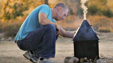 Ziv's Portable Smoker