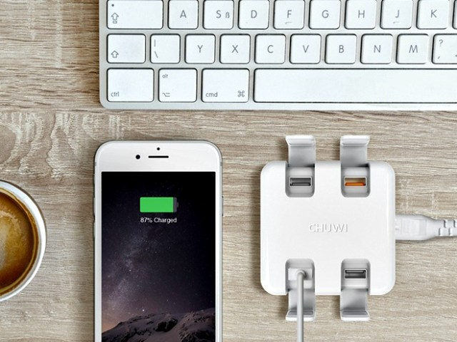 Chuwi W-100 Power Station: Elegant Solution for All your Charging Needs