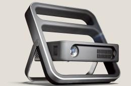 Bem Updates Kickstand Portable Projector Line