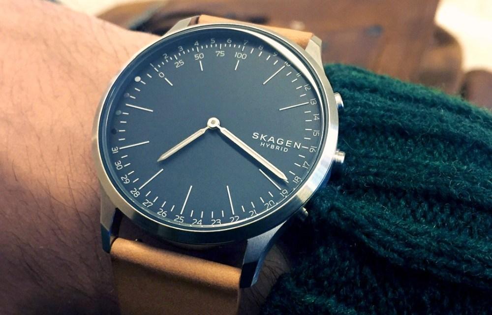 Skagen Connected: Analog Hybrid Smartwatch