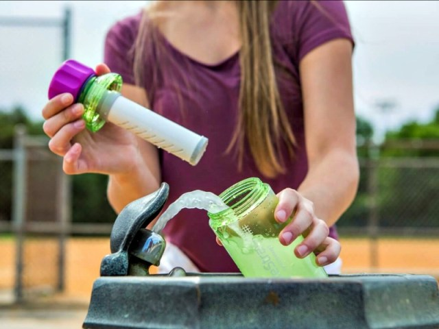 LifeStraw Universal Water Filter Turns any Water Bottle into a Filter