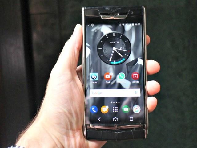 3. Vertu Smartphones