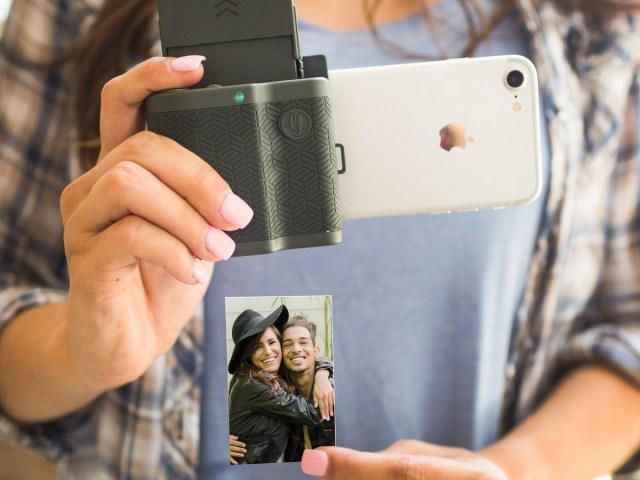 Prynt Pocket Printer for Photographs