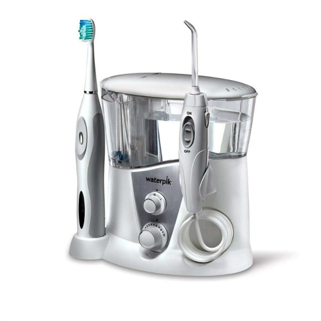 Waterpik Complete Care Water Flosser and Sonic Toothbrush WP-900