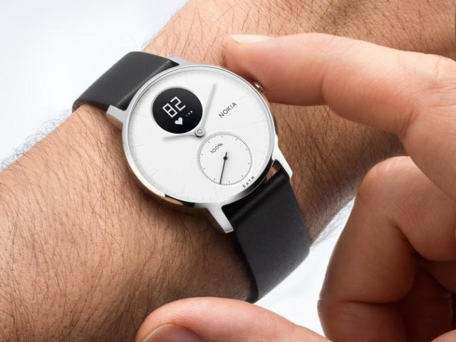 Nokia Steel HR: the Smartwatch that doesn't Look Like One