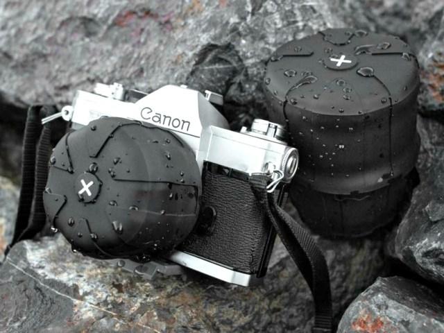 Kuvrd Universal Lens Cap 2.0 Protects all Lenses