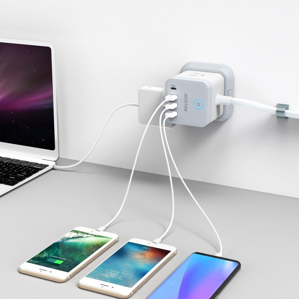BESTEK Power Strip