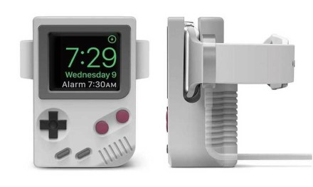 Elago Apple Watch Stand Where Old Meets New