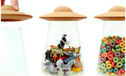 UFO Cookie Jar – All your Cookie are the Belong to us
