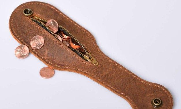 2-in-1 Self Defense Coin Bag