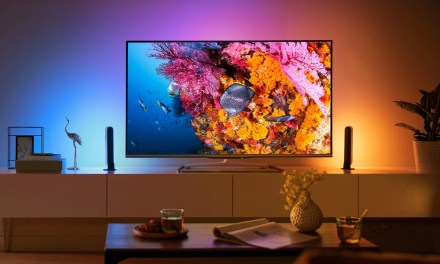 Philips Hue Play Adds Synchronized Lighting to your Home Theater