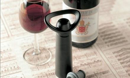 Vacu Vin Wine Saver Makes Wine Last Longer