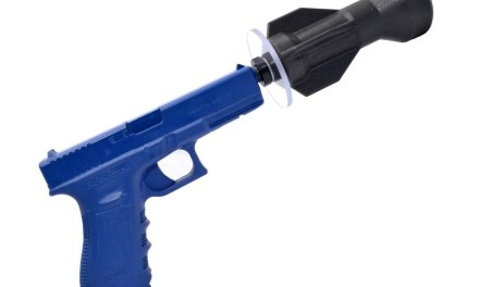 WASP – The Non-Lethal Weapon Mod for 9mm Pistols