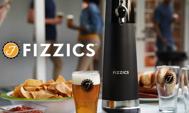 Fizzics DraftPour for Nitro-Style Draft Beer Anytime, Anywhere