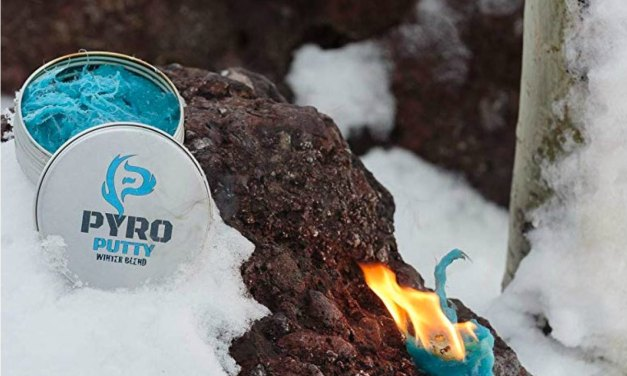 Pyro Putty Fire Starter – Inferno in a Can
