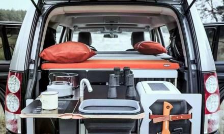 Egoé Nestbox: Innovative Camper-in-a-Box System