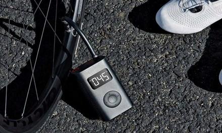 Mijia Mini Inflator: Smart Air Pump, Compressor and Pressure gauge