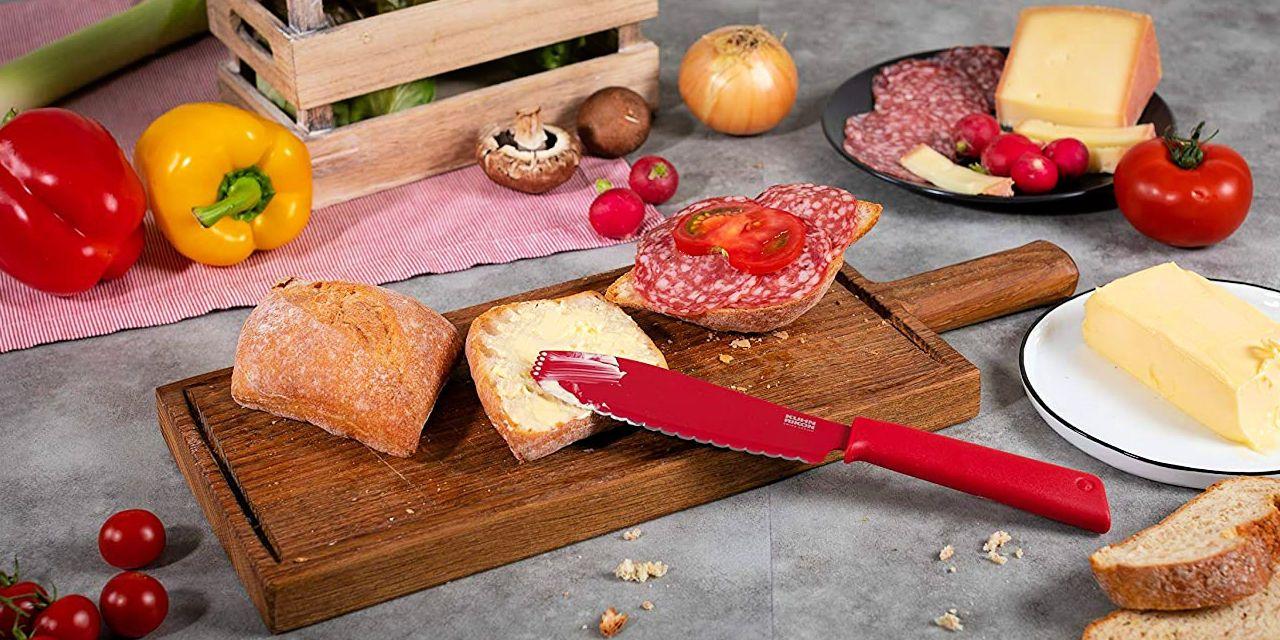Colori Sandwich Knife – Sandwich Making Made Simpler