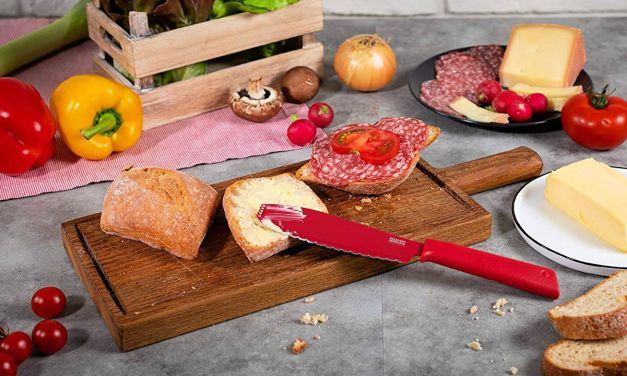 Colori Sandwich Knife – Sandwich Making Made Simpler