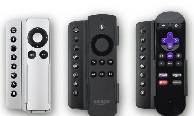 Review: Sideclick Remote is the Handy Add-On for the Streaming Media Box