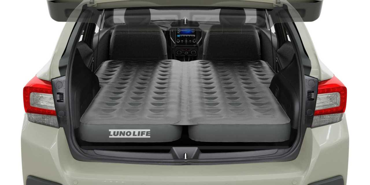 Luno Air Mattress: Turn your Ride into your Room