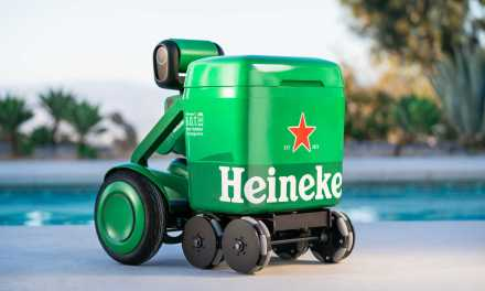 HeinekenBOT: Your Personal Beer Delivery BOT