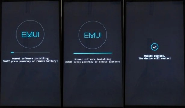 Progress Huawei