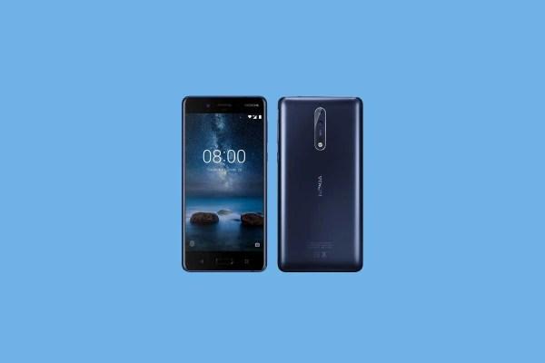 Nokia 8, Nokia 6 2017 and Nokia 5 2017 receives September 2019 security patch