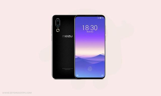 How to Install Orange Fox Recovery Project on Meizu 16s