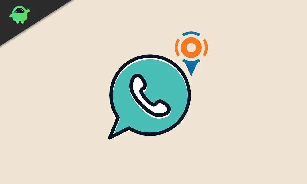 Как отслеживать местоположение в WhatsApp |  Найдите своего друга или кого-то
