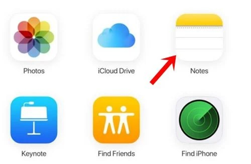 доступ-icloud-notes-android