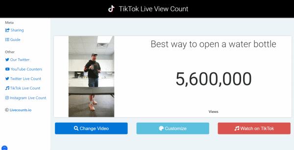 Как узнать, просмотрел ли кто-то ваше видео в TikTok