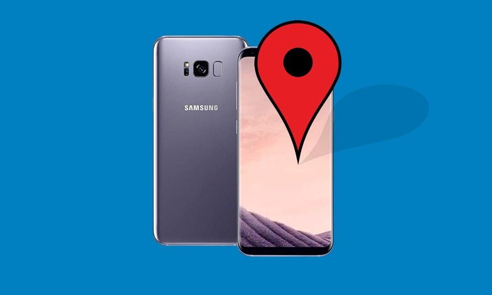 Устранение проблем с отслеживанием GPS samsung galaxy