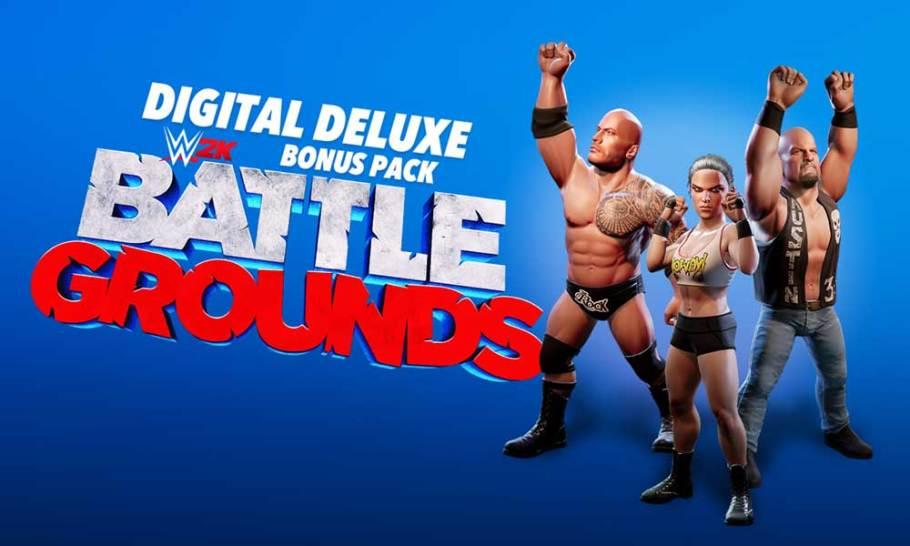 WWE 2K Savaş Alanlarını Düzeltin Çevrimiçi Hata Olmanız Gerekiyor