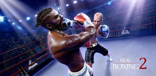 Реальный бокс 2