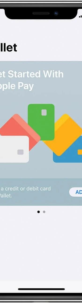кошелек Apple Pay